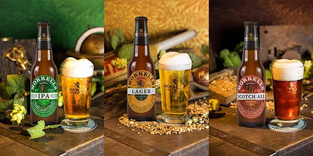 Morrells Brewery Birre