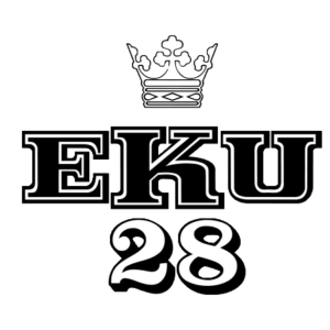 eku 28 logo