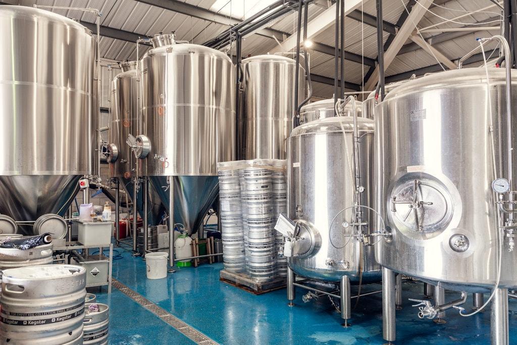 produzione birra